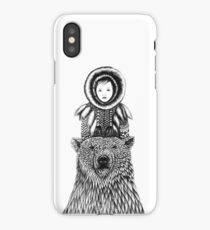 Eskimo iPhone Case/Skin