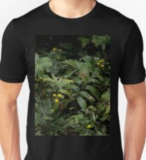 The Green of the Mackinac Island Forest Floor Unisex T-Shirt