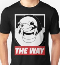 OBEY THE WAY - Ugandan knuckles Unisex T-Shirt