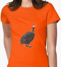 Guinea fowl - Guinea Fowl Women's Fitted T-Shirt