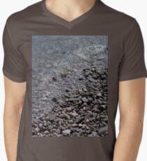 Mackinac Island Pebble Beach Men's V-Neck T-Shirt
