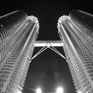 Twin Towers by nalin