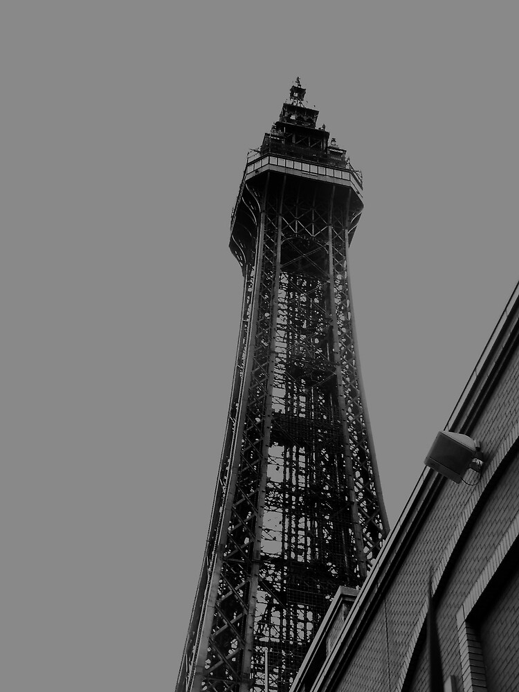 Blackpool Tower by Sarah Holliday