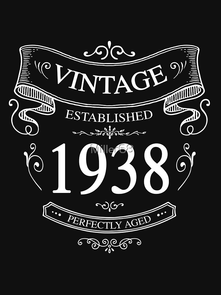 1938 Perfectly Aged Shirt