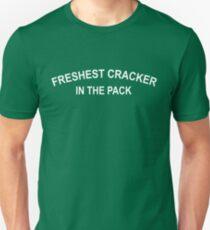 Freshest Cracker In The Pack Unisex T-Shirt