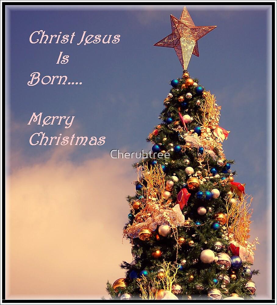 Merry Christmas by Cherubtree