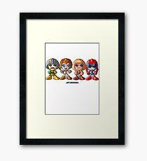Lil Masters 1 Framed Print