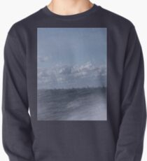 Abstract of Mackinac Island Ferry Ride Pullover