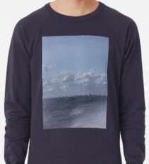Abstract of Mackinac Island Ferry Ride Lightweight Sweatshirt