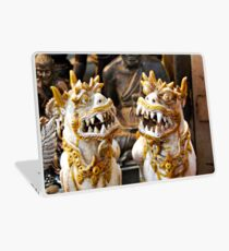 The twins - handsome little dragons Laptop Skin