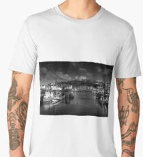 Whitby Harbour Men's Premium T-Shirt