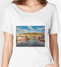 Whitby Harbour Women's Relaxed Fit T-Shirt