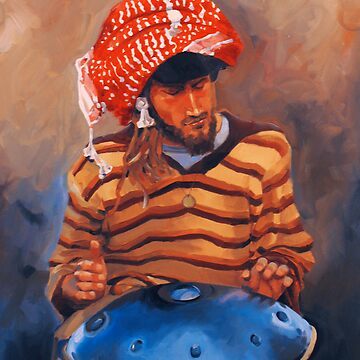 Drummer by kosala