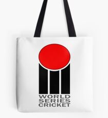 cricket world series - kerry packer Tote Bag