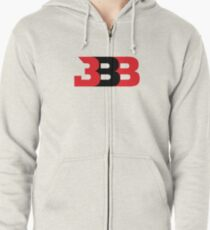 Big Baller Brand Merchandise Zipped Hoodie