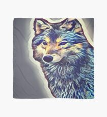 The Tundra Wolf Scarf