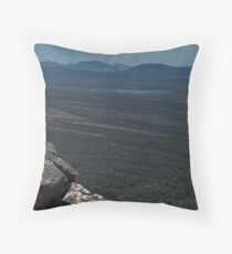 Views of Victoria Vallley Throw Pillow