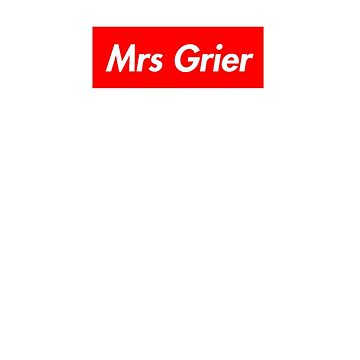 Mrs Grier by masrais