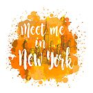 «Meet me in New York» de weloveboho