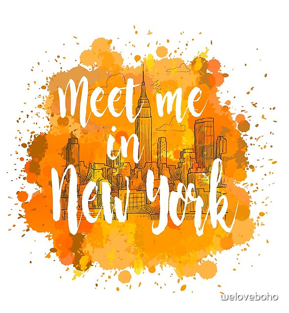 Meet me in New York by weloveboho