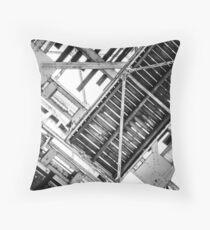 CRANKED [Throw pillows] Throw Pillow