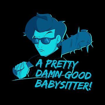 Steve - Pretty Damn Good Babysitter by DonCorgi