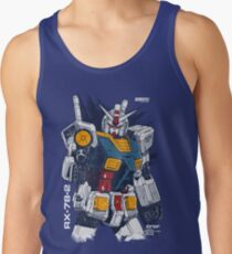 Gundam Love Tank Top