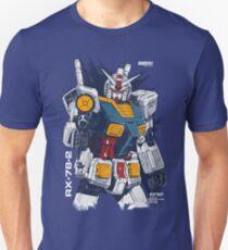 Gundam Liebe Slim Fit T-Shirt