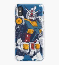Gundam Love iPhone Case