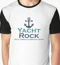 Yacht Rock Graphic T-Shirt