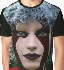 Iridescent  Graphic T-Shirt