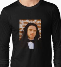 Tommy Wiseau The Room Long Sleeve T-Shirt