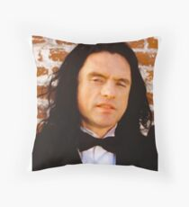 Tommy Wiseau The Room Throw Pillow