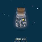 Wishes Pills  by Giacomo Cerri
