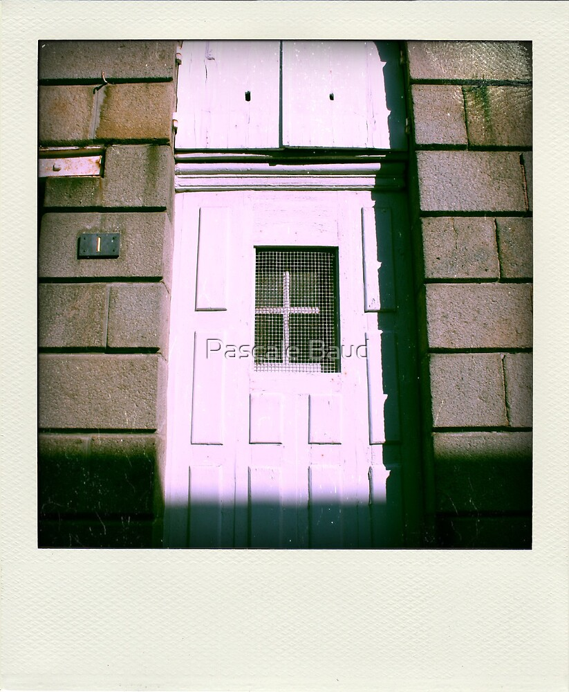 Faux-polaroids - Travelling (52) by Pascale Baud