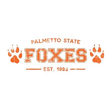 palmetto state foxes by annaundso
