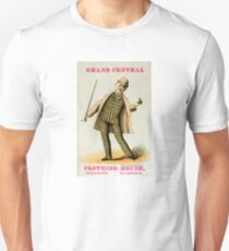 1880 Grand Central Clothing Unisex T-Shirt
