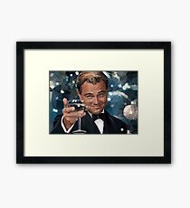 Great Gatsby Framed Print