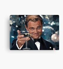 Great Gatsby Canvas Print
