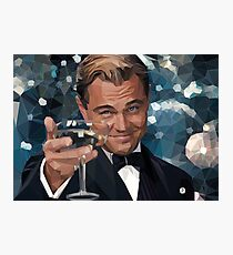 Great Gatsby Photographic Print