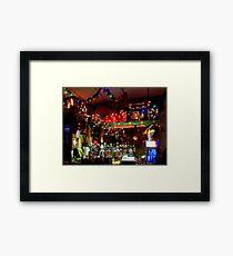 Pinkie's Southern Holidaze, Happy Festivus... Framed Print