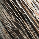 Abstract rock formation by Adam Guiel