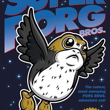 Super Porg Bros by Olipop