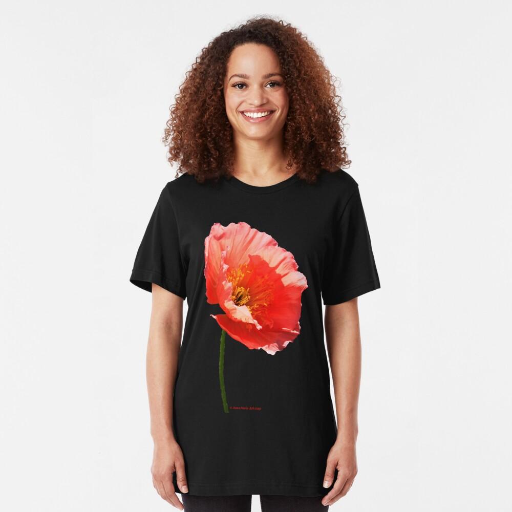 Poppy Slim Fit T-Shirt