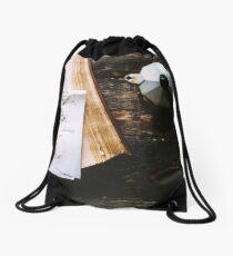 Cookbook Drawstring Bag