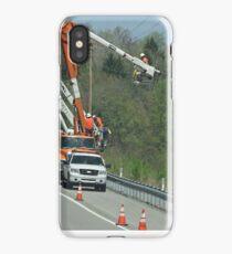 Lineman iPhone Case/Skin