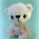 Polar Bear Cub by Penny Bonser