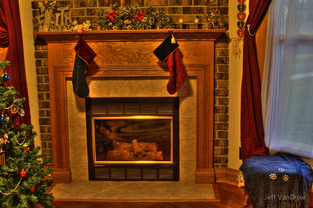 The Stockings Were Hung... by Jeff VanDyke