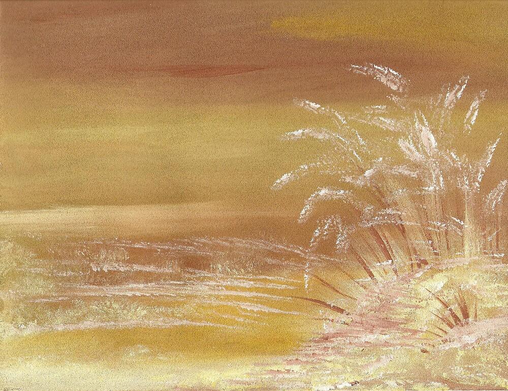 Beach by Ginger Lovellette