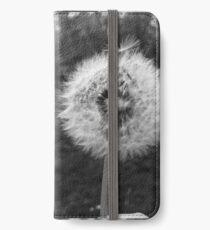 Dandelion  iPhone Wallet/Case/Skin